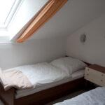 Ferienwohnung 7 - Schlafzimmer