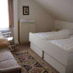 Ferienwohnung 8 - Schlafzimmer